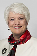 Headshot of Liz Sandals.