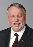 Headshot of Ted McMeekin.