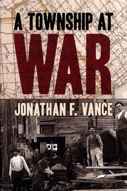 A Township at War book cover
