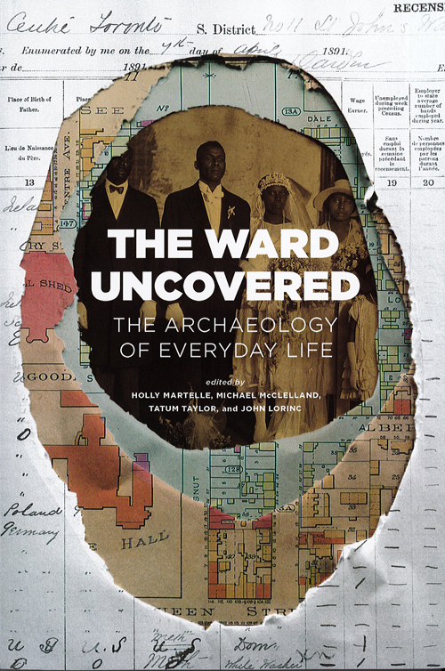 The Ward Uncovered book cover