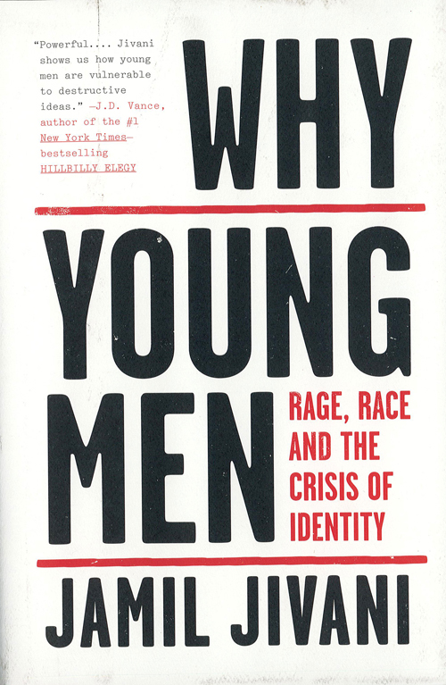 Why Young Men book cover