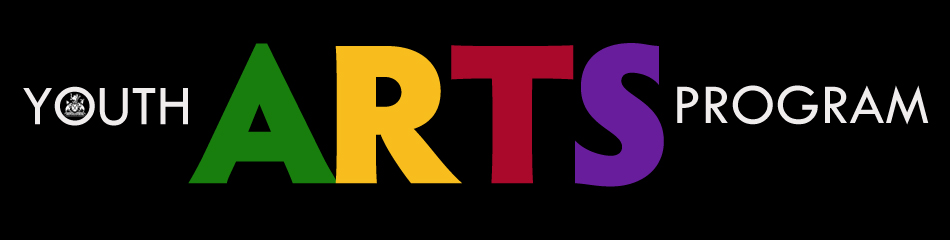 Youth Arts Banner Graphic
