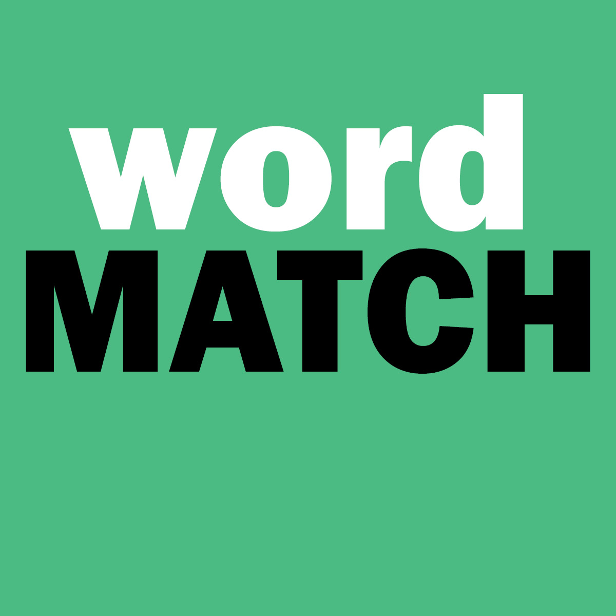 Word Match logo