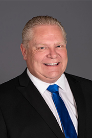 Doug Ford photo