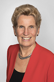 Kathleen Wynne photo