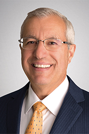 Headshot of Victor Fedeli