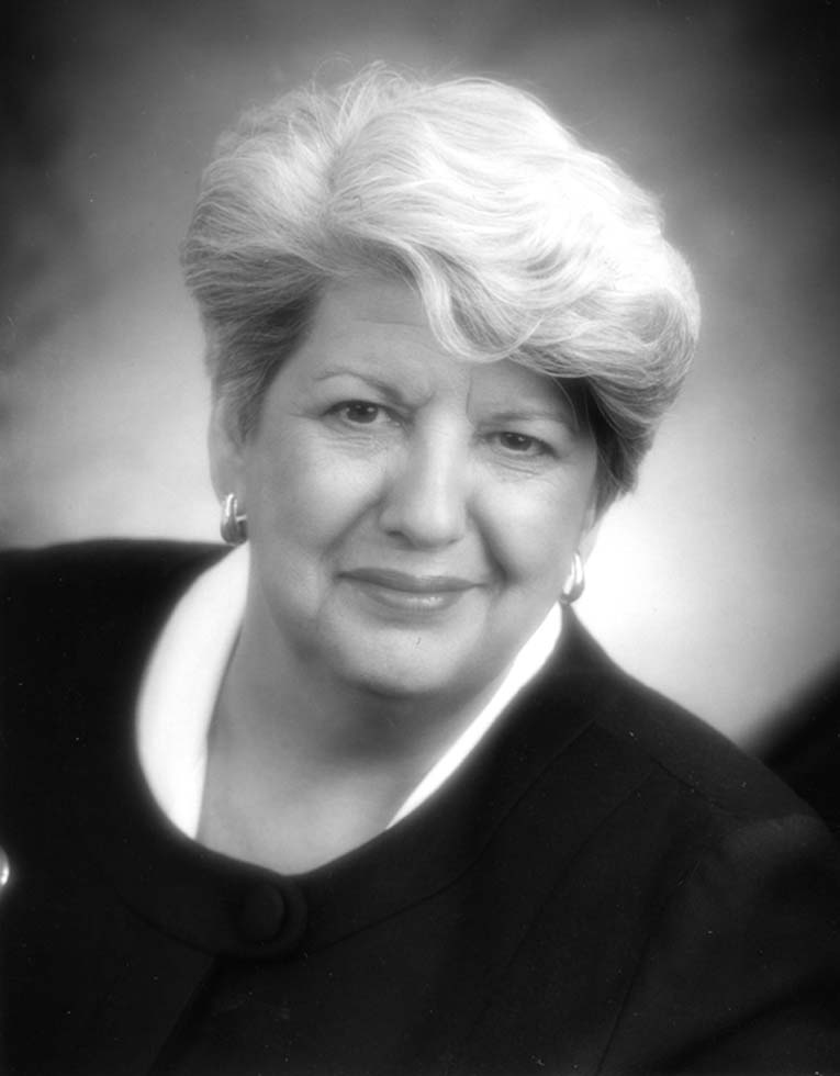 Picture of Claudette Boyer, MPP from 1999-2003