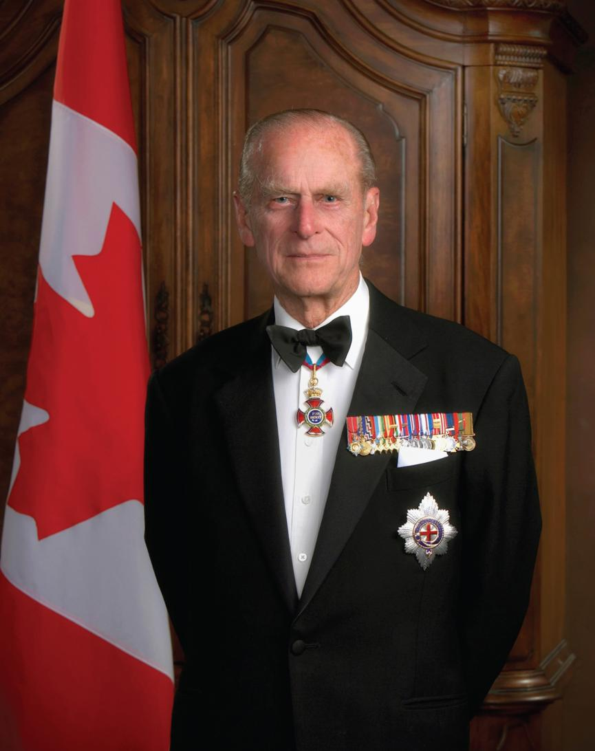 The Official Canadian Portrait of His Royal Highness, The Duke of Edinburgh, 2005