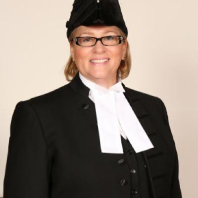 Picture of Jackie Gordon, Sergeant-at-Arms of the Legislative Assembly of Ontario, 2017-present