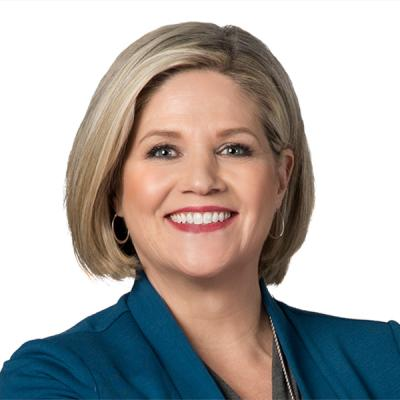 Chef de l'opposition officielle - Andrea Horwath