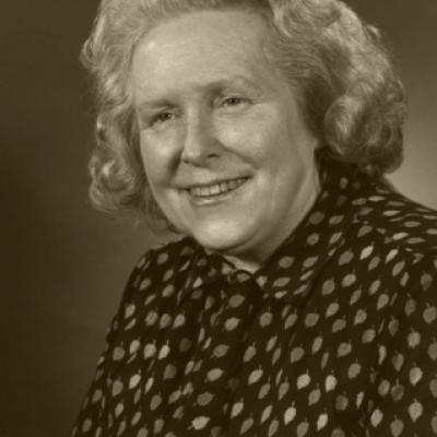 Photo de Margaret Campbell, députée de 1973 à 1981