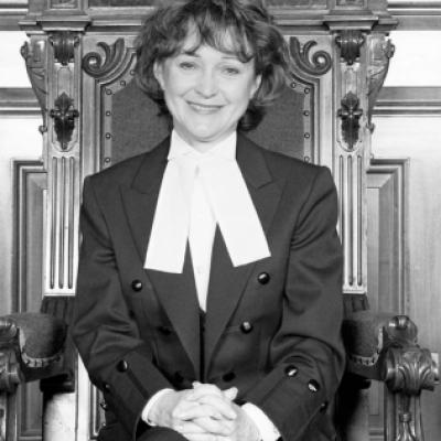 Picture of Marilyn Churley, MPP from 1990-2005, as Deputy Speaker