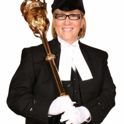 The Sergeant-at-Arms of the Legislative Assembly of Ontario, Jacquelyn Gordon