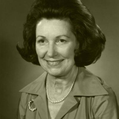 Picture of Margaret Scrivener, MPP from 1971-85