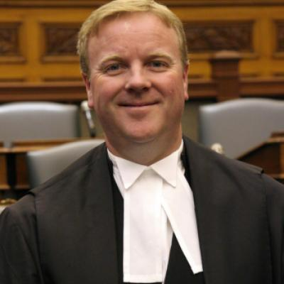 The Clerk of the Legislative Assembly of Ontario, Todd Decker