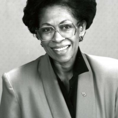 Picture of Zanana Akande, MPP from 1990-1994
