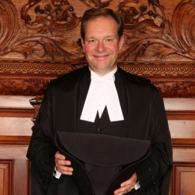 The Honourable Ted Arnott, Speaker of the Legislative Assembly of Ontario