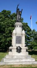 Northwest Rebellion Monument
