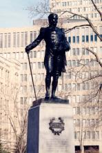 Lieutenant Governor John Graves Simcoe (1752 - 1806)