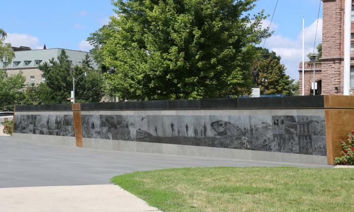 Ontario Veterans' Memorial