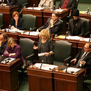 Étapes d'un projet de loi image