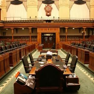About Ontario's Parliament image