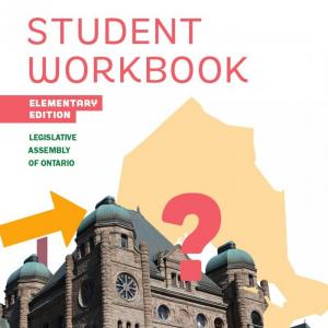 Elementary Student Workbook image
