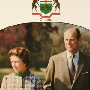 1973 Royal Visit Poster image