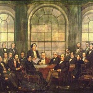 The Fathers of Confederation image