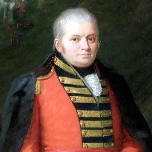 Le lieutenant-gouverneur John Graves Simcoe image